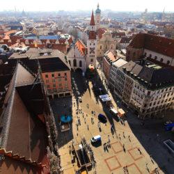 Европа: Германия, Мюнхен